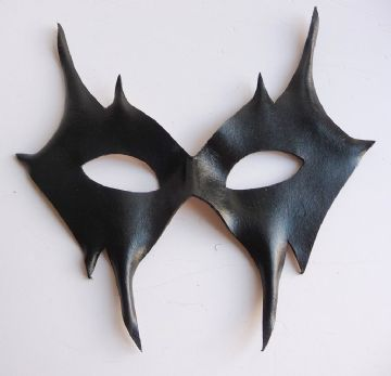 Exclusive Design Genuine (can be worn over glasses) Little Devil Mask 1 a